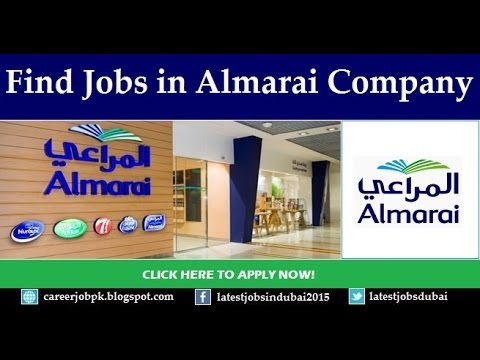 How To Find Jobs in Almarai Company Saudi Arabia 2019