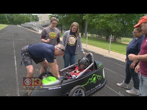 2 All-Girl Teams From Md. To Compete In Electric Vehicle Grand Prix At RFK Stadium