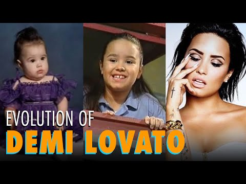 Demi Lovato: Her Life Story