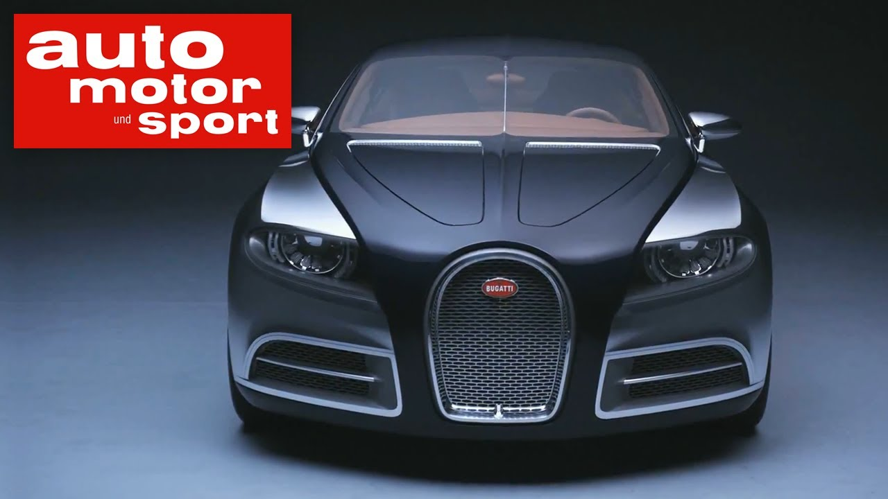 Bugatti 16C Galibier - YouTube