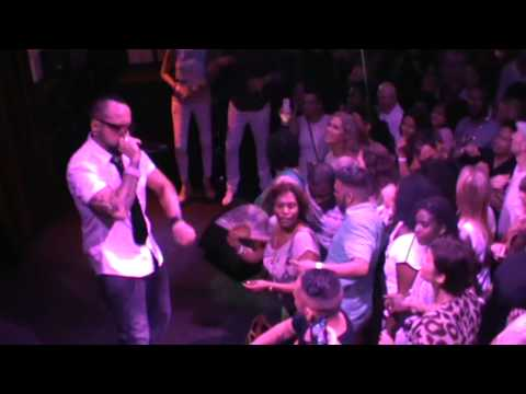 HISTORY OF RAP ft MC PRYME (KING BEE) - BACK BY DOPE DEMAND LIVE