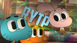 The Amazing ytp of Gumball - RYTP