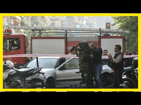News 24/7-Greek attack police find explosives, nine are affiliated organizations Banned group Turkey