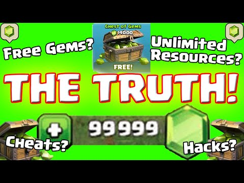 Thumbnail: Clash of Clans [DONT TRY THIS! Free Gems, Hacks, & Cheats: The Truth You Need To Know!]