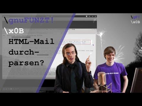 \gnuFUNZT! \x0B HTML-Mail Durchparsen?