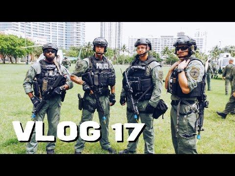 Miami Police VLOG 17: SWAT