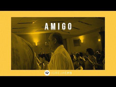 AMIGO // Pr. Jeferson Miguel