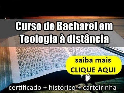 Curso de teologia a distancia com certificado youtube for Curso de interiorismo a distancia