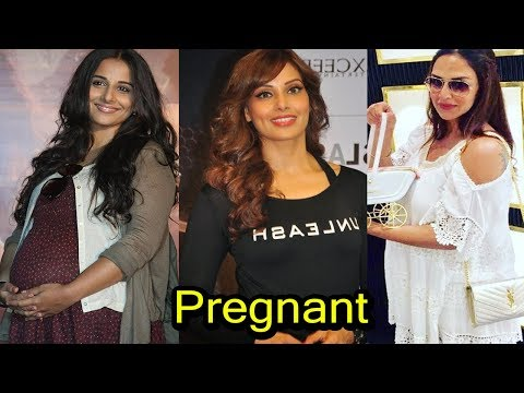 Thumbnail: 7 Pregnant Actress Flaunted Their Baby Bumps in STYLE | 2017