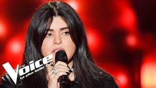 Kendji Girac - Habibi | Azza | The Voice France 2021 | Blinds Auditions