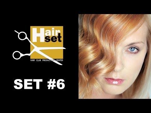 HAIR SET # 6 (креативное окрашивание, стрижка, выбривание рисунков, GKhair - GB, RU)