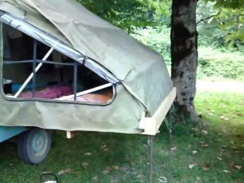 Прицепы палатки своими руками фото