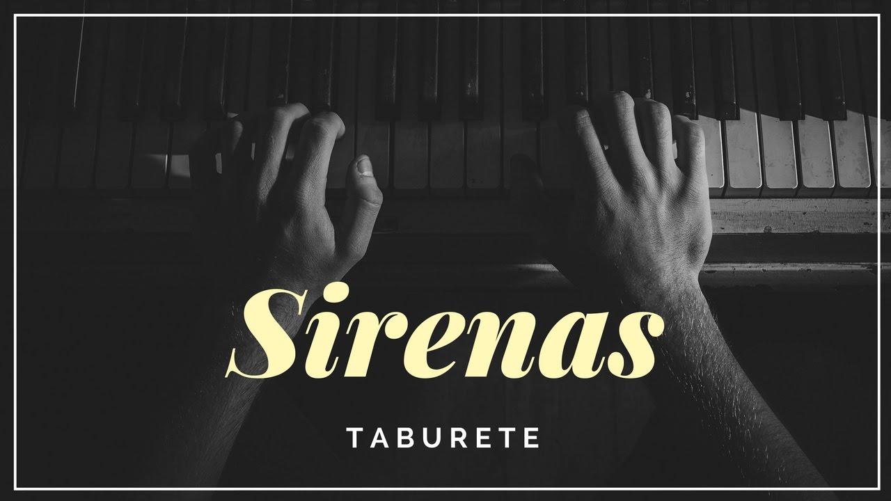 how to play sirenas taburete