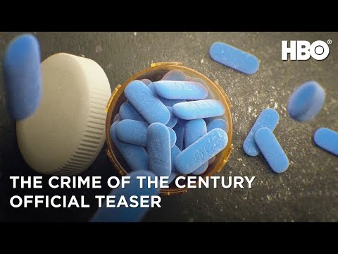 The Crime of the Century (2021): Official Teaser   HBO