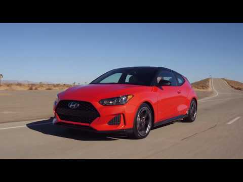 2019 Hyundai Veloster First Drive Review: New Look, New Lease Of Life
