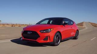 2019 Hyundai Veloster First Drive Review New Look, New Lease Of Life смотреть
