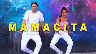 MAMACITA - Black Eyed Peas & Ozuna   Easy Dance & Tutorial ft Tati McQuay