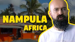 Nampula AFRICA 🏝️ Street View Travel