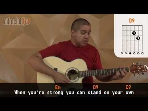 Forever - Kiss (aula de violão simplificada)