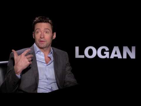 Logan: My Friend Interviews Hugh Jackman!