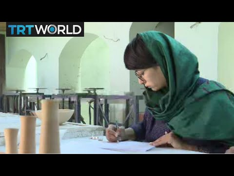 Afghan Art: Charity brings new life to old skills