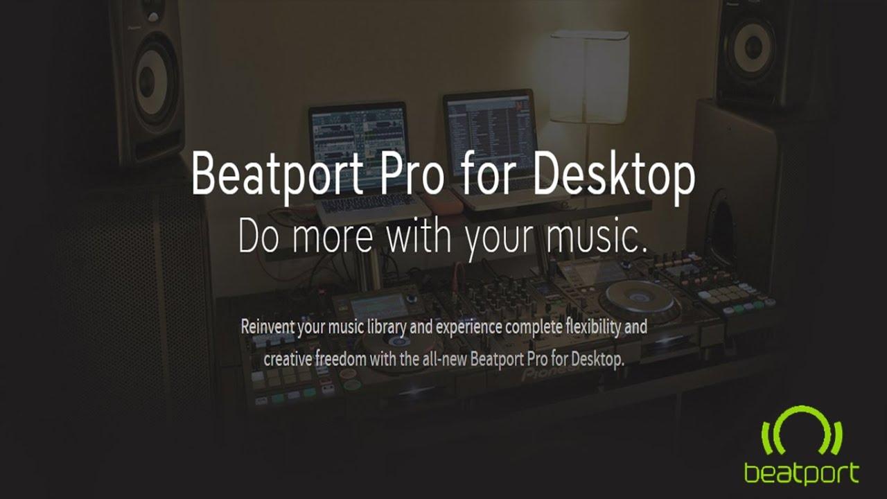 Краткий Обзор Программы Beatport Pro
