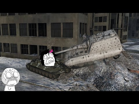 World of Tanks Epic Wins and Fails Ep87