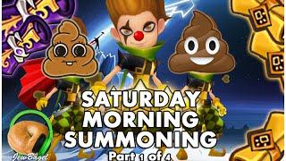 SUMMONERS WAR : Saturday Morning Summons - 300+ Mystical & Legendary Scrolls - (6/11/16 part 1 of 4)