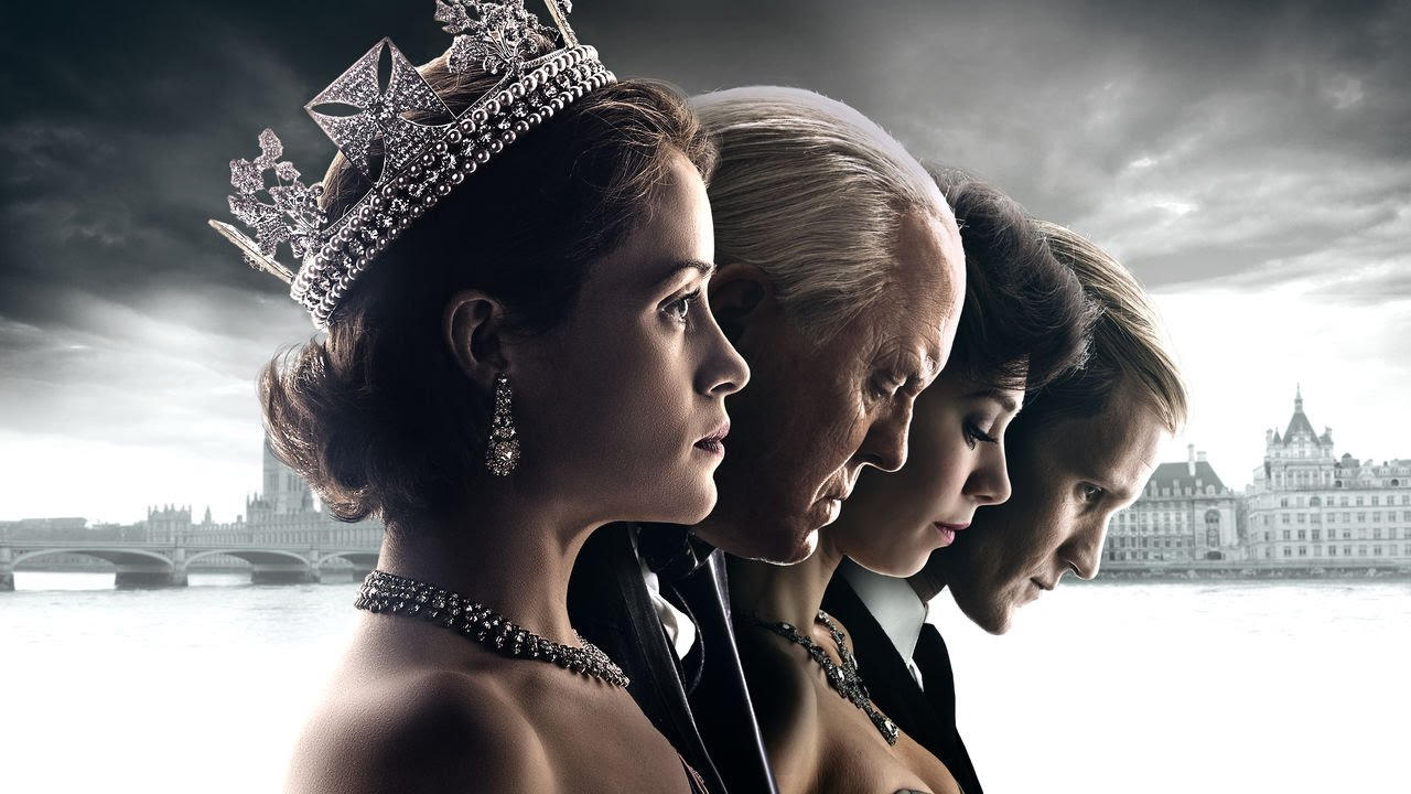Image result for The Crown Season 1