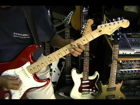 Carole King IT\'S TOO LATE Eric Blackmon Fender Stratocaster Guitar ...
