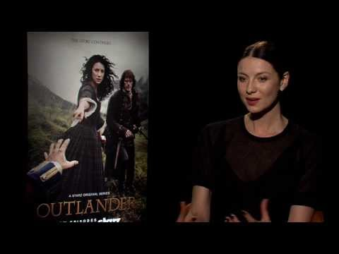 Caitriona Balfe discusses the sex and intimacy in Outlander