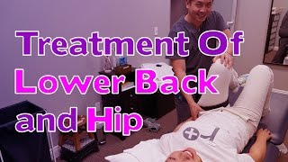 Transformation Treatment of Lower Back Pain and Hip Pain | Dr. Lin