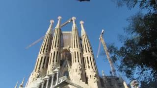 Барселона, Испания - Саграда Фамилия (Собор святого семейства)(Барселона, Испания - Саграда Фамилия (Собор святого семейства) Barcelona, Spain - Sagrada Familia Мечтаете начать зарабатыв..., 2016-12-17T19:34:19.000Z)