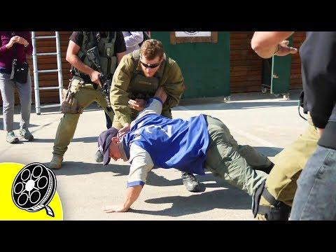 Intense Israeli Defense Force Training!