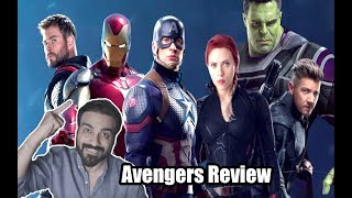 Avengers Endgame   Is it worth the hype?   No Major Spoilers   Movie Review