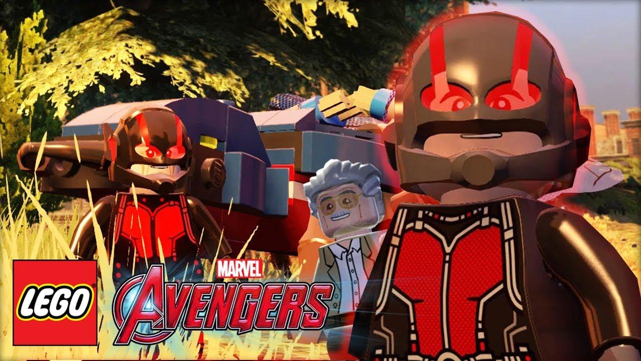 【樂高復仇者聯盟】 拯救超級英雄們的爸爸 × 神盾局基地   自由模式 - YouTube