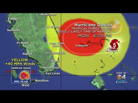 3PM Hurricane Dorian
