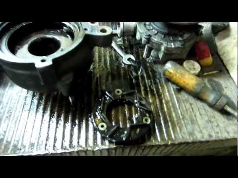 VGT turbo vane cleaning Audi A4 1.9 TDi 81kW AFN