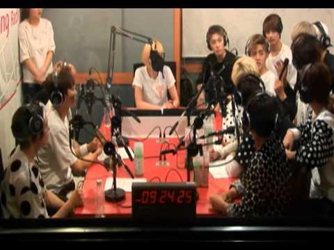 150618 seventeen 세븐틴 Arirang Radio Sound K