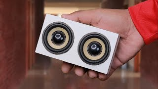 How to make wireless speaker at home easy