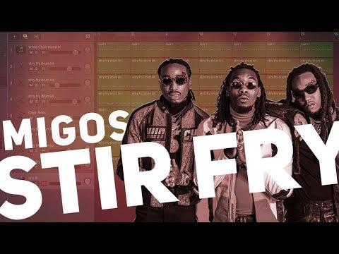 Making a Beat: Migos - Stir Fry (Remake)