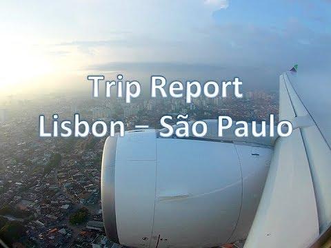 Trip Report Lisbon (LIS) to São Paulo (GRU) on Board TAP Air Portugal's A330-900neo