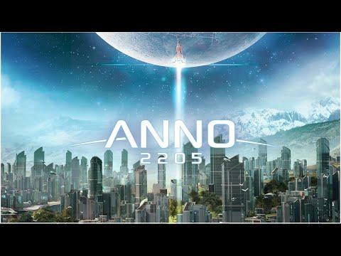 Anno 2205 - Announcement CGI trailer - E3 2015 [ANZ]