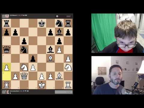 Chess Beatdown 2 - Father vs. Son, Partial Revenge