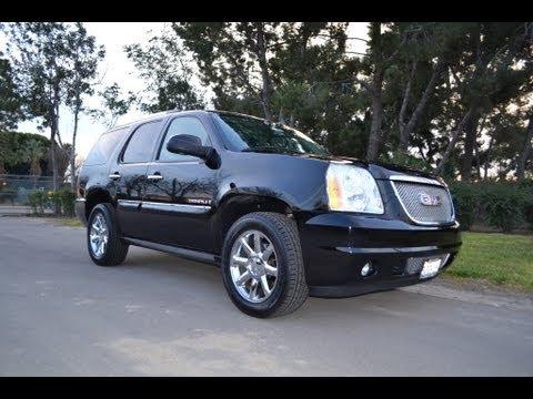 Sold 2007 Black Gmc Yukon Denali For Sale By Corvette