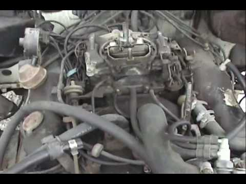DODGE 360 WITH CARTER CARB