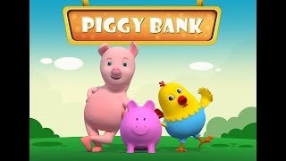 Piggy Bank   Farmees Story   Stories For Kids   Kids stories