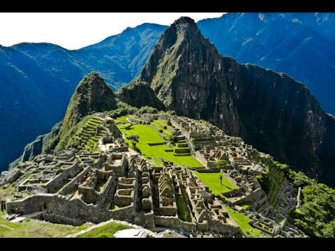 MACHU PICCHU AL DESCUBIERTO - NATIONAL GEOGRAPHIC