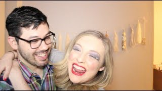 Boyfriend Does My Makeup Thumbnail