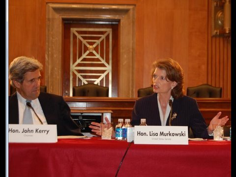 Murkowski Speaks on Arctic Policy to Senate Foreign Relations Committee